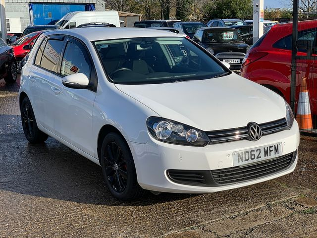 VOLKSWAGEN Golf Match TDI 1.6 105 PS Final Edition (2013) for sale  in Peterborough, Cambridgeshire | Autobay Cars - Picture 2