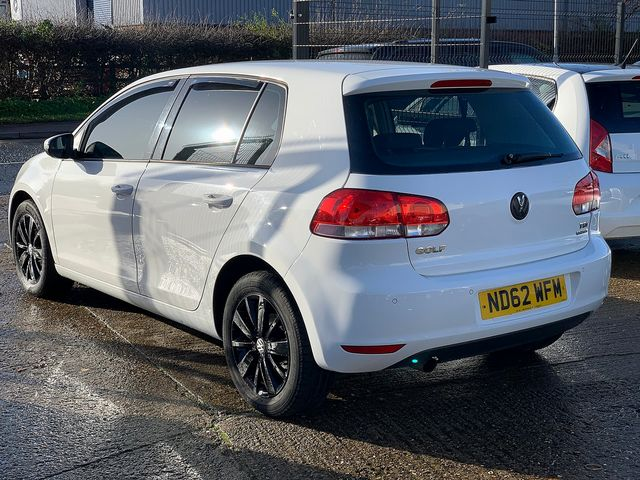 VOLKSWAGEN Golf Match TDI 1.6 105 PS Final Edition (2013) for sale  in Peterborough, Cambridgeshire | Autobay Cars - Picture 4
