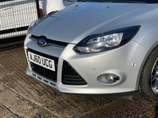 FORD Focus Titanium 1.6 TDCi 115 PS (2011) for sale  in Peterborough, Cambridgeshire   Autobay Cars - Picture 9