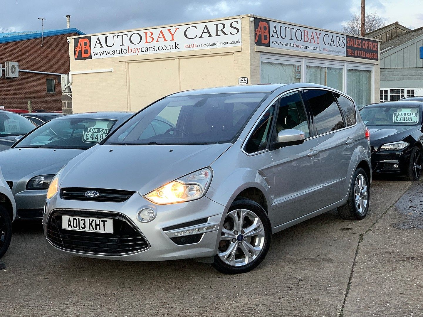 FORDS-MAXTitanium 2.0TDCI 163PS for sale