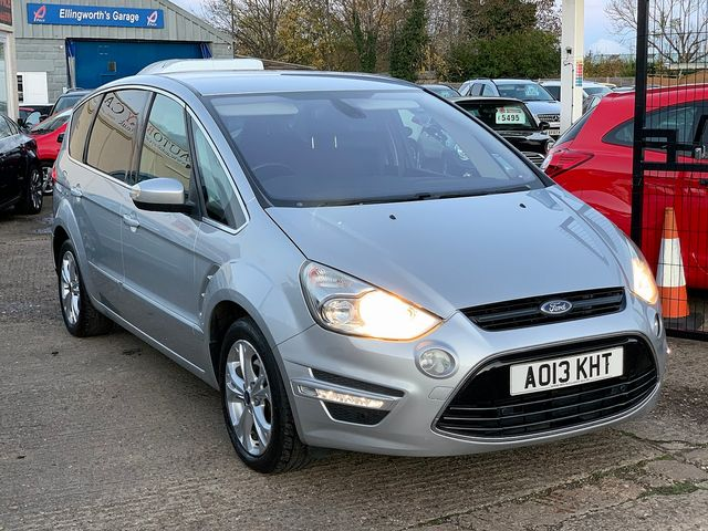 FORD S-MAX Titanium 2.0TDCI 163PS (2013) for sale  in Peterborough, Cambridgeshire | Autobay Cars - Picture 2