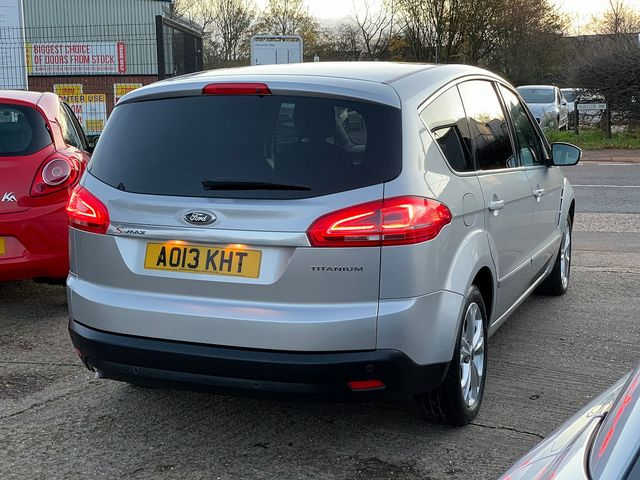 FORD S-MAX Titanium 2.0TDCI 163PS (2013) for sale  in Peterborough, Cambridgeshire | Autobay Cars - Picture 3