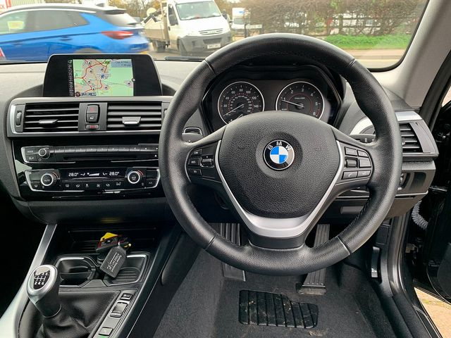 BMW 1 Series 118d Sport (2015) for sale  in Peterborough, Cambridgeshire   Autobay Cars - Picture 17