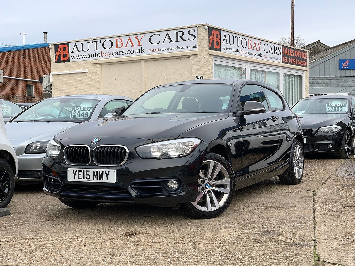 BMW1 Series118d Sport for sale