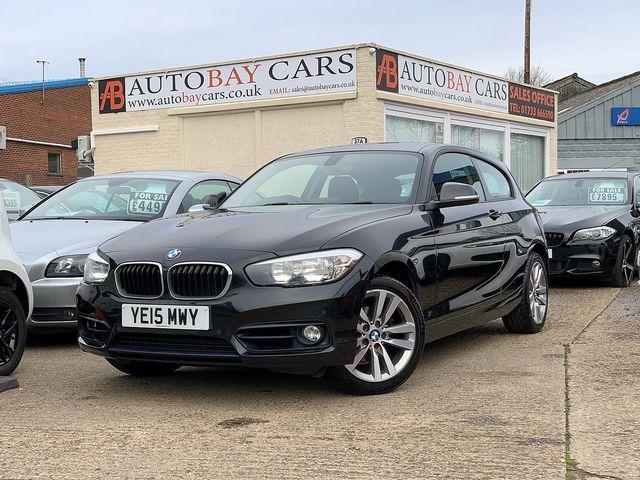 BMW 1 Series 118d Sport (2015) for sale  in Peterborough, Cambridgeshire   Autobay Cars - Picture 1