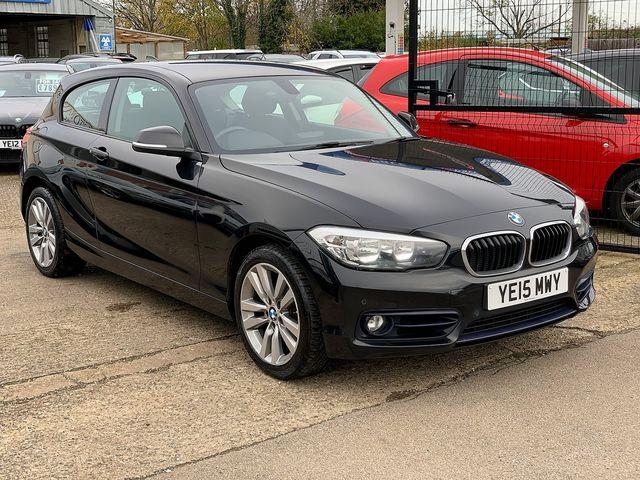 BMW 1 Series 118d Sport (2015) for sale  in Peterborough, Cambridgeshire   Autobay Cars - Picture 2