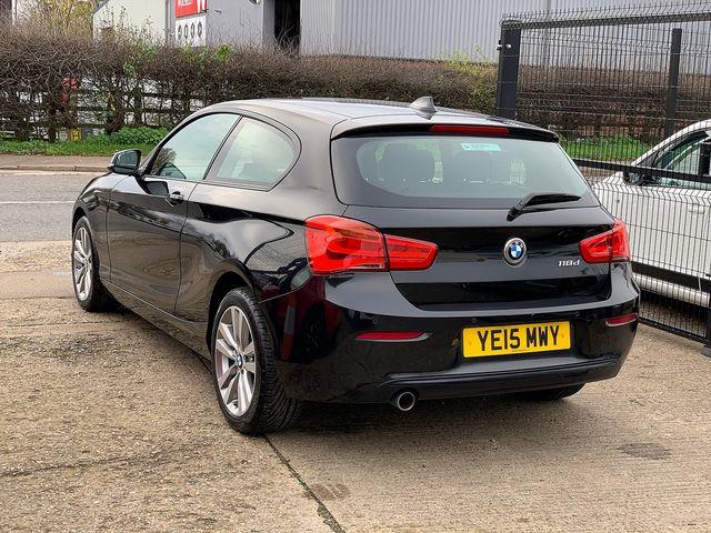 BMW 1 Series 118d Sport (2015) for sale  in Peterborough, Cambridgeshire   Autobay Cars - Picture 4