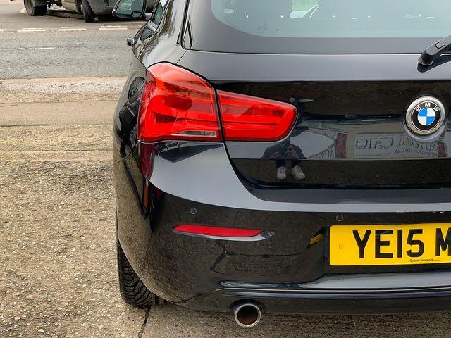 BMW 1 Series 118d Sport (2015) for sale  in Peterborough, Cambridgeshire   Autobay Cars - Picture 5