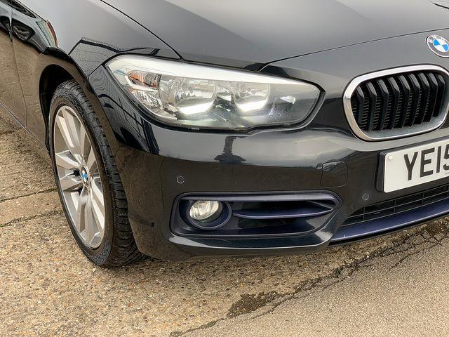 BMW 1 Series 118d Sport (2015) for sale  in Peterborough, Cambridgeshire   Autobay Cars - Picture 7