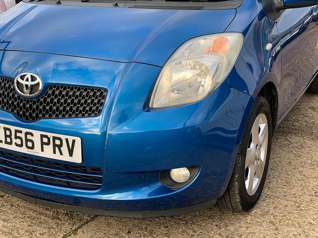 TOYOTA Yaris 1.4 D-4D T Spirit (2006) for sale  in Peterborough, Cambridgeshire | Autobay Cars - Picture 6