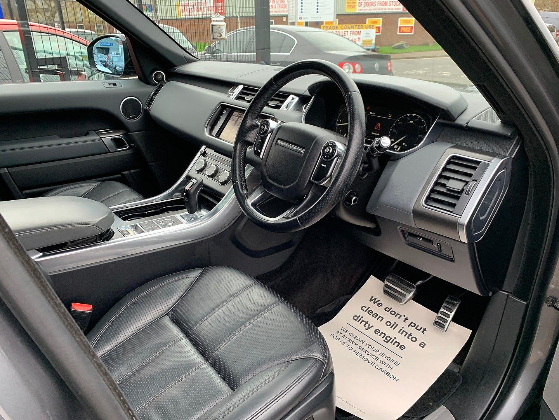 LAND ROVERRange Rover Sport3.0 SDV6 HSE Dynamic for sale