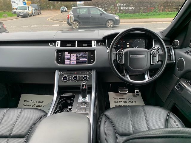 LAND ROVER Range Rover Sport 3.0 SDV6 HSE Dynamic (2013) for sale  in Peterborough, Cambridgeshire | Autobay Cars - Picture 6