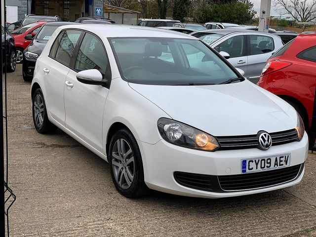 VOLKSWAGEN Golf SE TDI 2.0 110 PS (2009) for sale  in Peterborough, Cambridgeshire | Autobay Cars - Picture 2