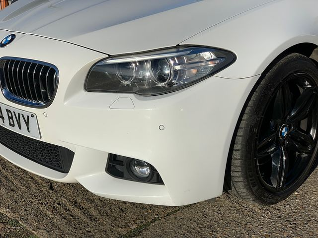 BMW 5 Series 535d M Sport Auto (2014) for sale  in Peterborough, Cambridgeshire | Autobay Cars - Picture 10