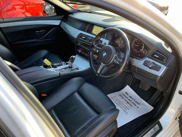 BMW 5 Series 535d M Sport Auto (2014) for sale  in Peterborough, Cambridgeshire | Autobay Cars - Picture 18