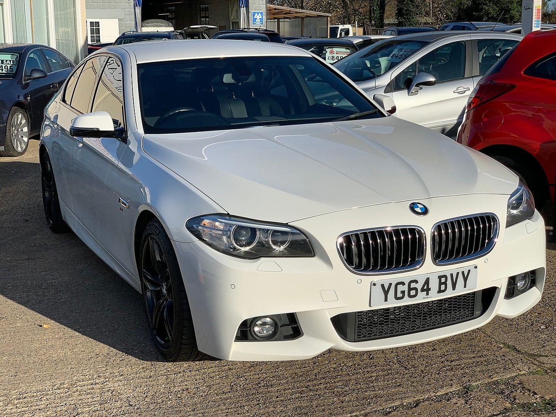 BMW5 Series535d M Sport Auto for sale