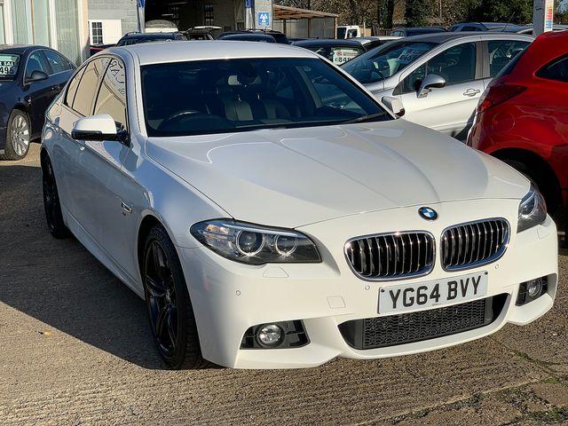 BMW 5 Series 535d M Sport Auto (2014) for sale  in Peterborough, Cambridgeshire | Autobay Cars - Picture 1