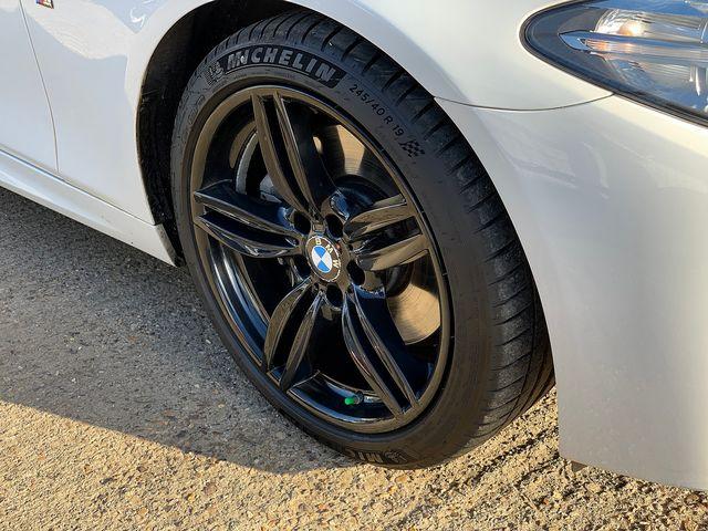 BMW 5 Series 535d M Sport Auto (2014) for sale  in Peterborough, Cambridgeshire | Autobay Cars - Picture 12