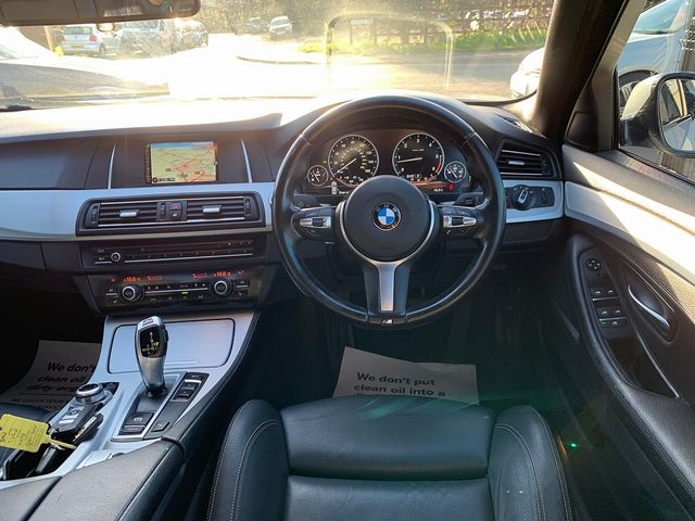 BMW 5 Series 535d M Sport Auto (2014) for sale  in Peterborough, Cambridgeshire | Autobay Cars - Picture 19