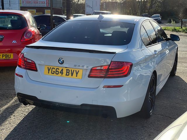 BMW 5 Series 535d M Sport Auto (2014) for sale  in Peterborough, Cambridgeshire | Autobay Cars - Picture 2