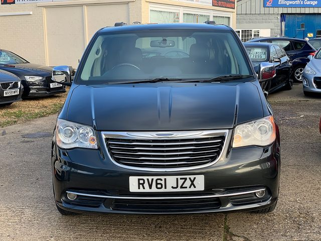 CHRYSLER Voyager 2.8 CRD LX Auto (2011) for sale  in Peterborough, Cambridgeshire | Autobay Cars - Picture 13