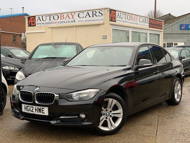 BMW 3 Series 320d Sport (2012) for sale  in Peterborough, Cambridgeshire | Autobay Cars - Picture 1