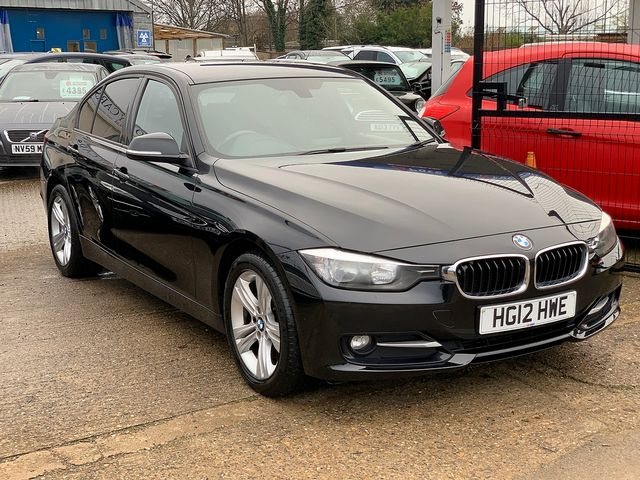 BMW 3 Series 320d Sport (2012) for sale  in Peterborough, Cambridgeshire | Autobay Cars - Picture 2