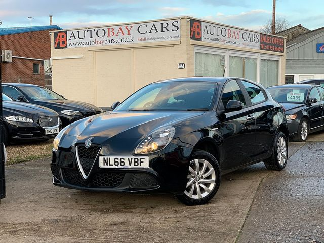 ALFA ROMEO Giulietta 1.4 TB 120 bhp Giulietta (2016) for sale  in Peterborough, Cambridgeshire | Autobay Cars - Picture 1