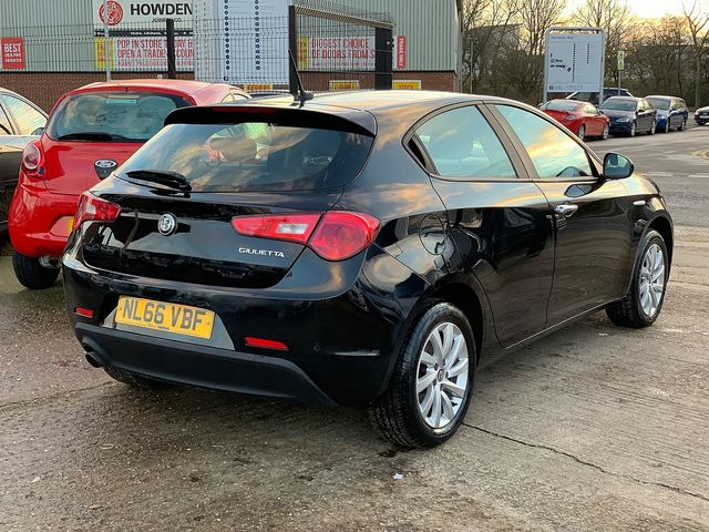 ALFA ROMEO Giulietta 1.4 TB 120 bhp Giulietta (2016) for sale  in Peterborough, Cambridgeshire | Autobay Cars - Picture 3