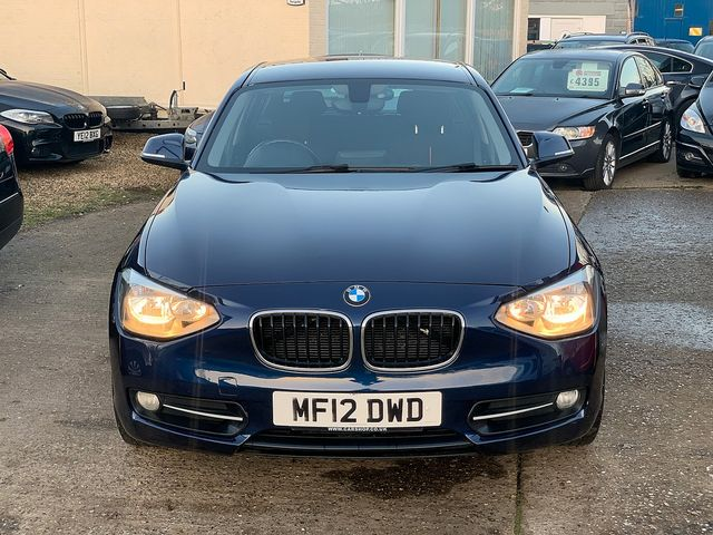 BMW 1 Series 118d Sport (2012) for sale  in Peterborough, Cambridgeshire | Autobay Cars - Picture 10