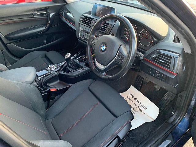 BMW 1 Series 118d Sport (2012) for sale  in Peterborough, Cambridgeshire | Autobay Cars - Picture 16