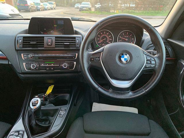 BMW 1 Series 118d Sport (2012) for sale  in Peterborough, Cambridgeshire | Autobay Cars - Picture 17