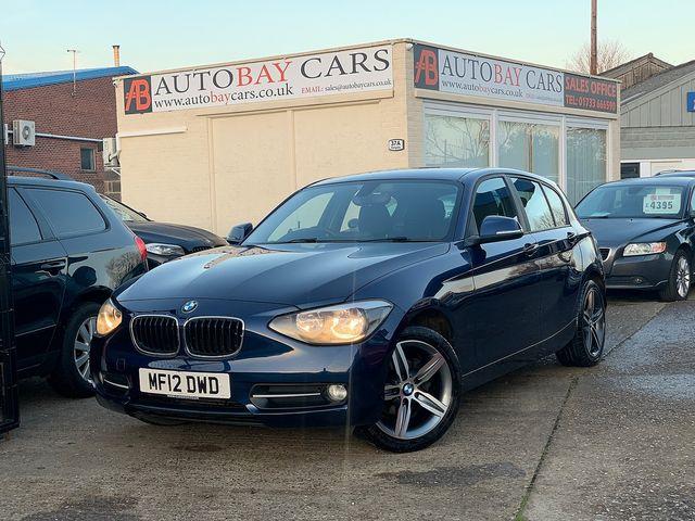 BMW 1 Series 118d Sport (2012) for sale  in Peterborough, Cambridgeshire | Autobay Cars - Picture 1