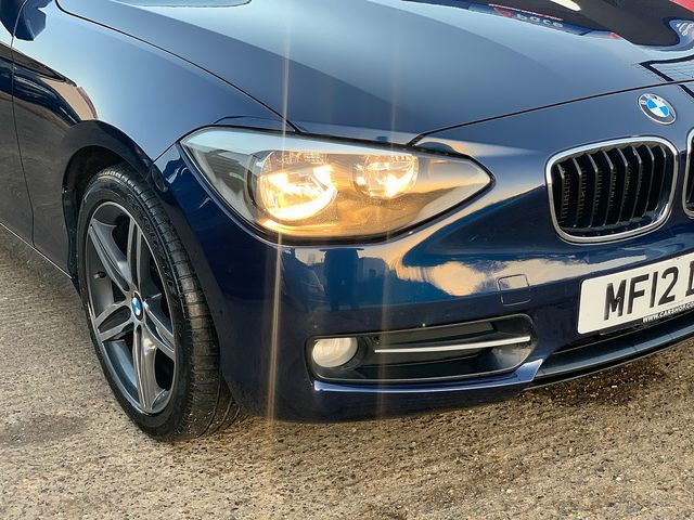 BMW 1 Series 118d Sport (2012) for sale  in Peterborough, Cambridgeshire | Autobay Cars - Picture 6