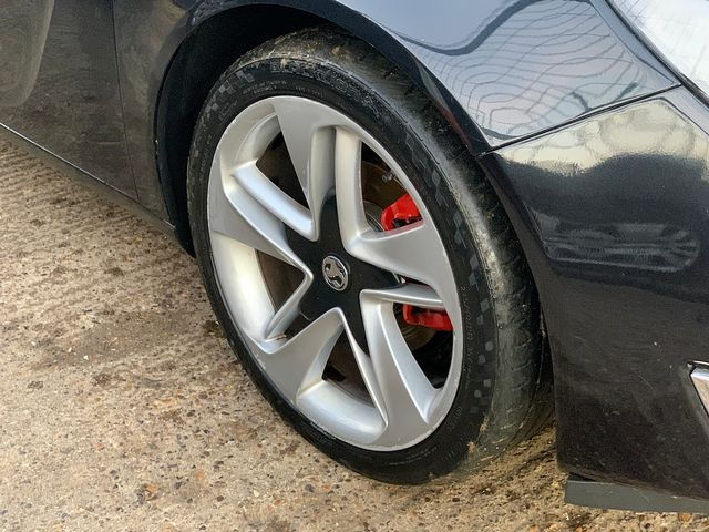 VAUXHALL Insignia SRi NAV 2.0CDTi (140PS) ecoFLEX S/S (2013) for sale  in Peterborough, Cambridgeshire | Autobay Cars - Picture 11