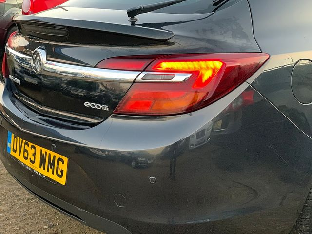VAUXHALL Insignia SRi NAV 2.0CDTi (140PS) ecoFLEX S/S (2013) for sale  in Peterborough, Cambridgeshire | Autobay Cars - Picture 6