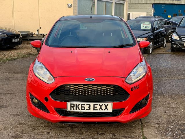 FORD Fiesta Zetec 1.0 80PS Start/Stop (2013) for sale  in Peterborough, Cambridgeshire | Autobay Cars - Picture 9