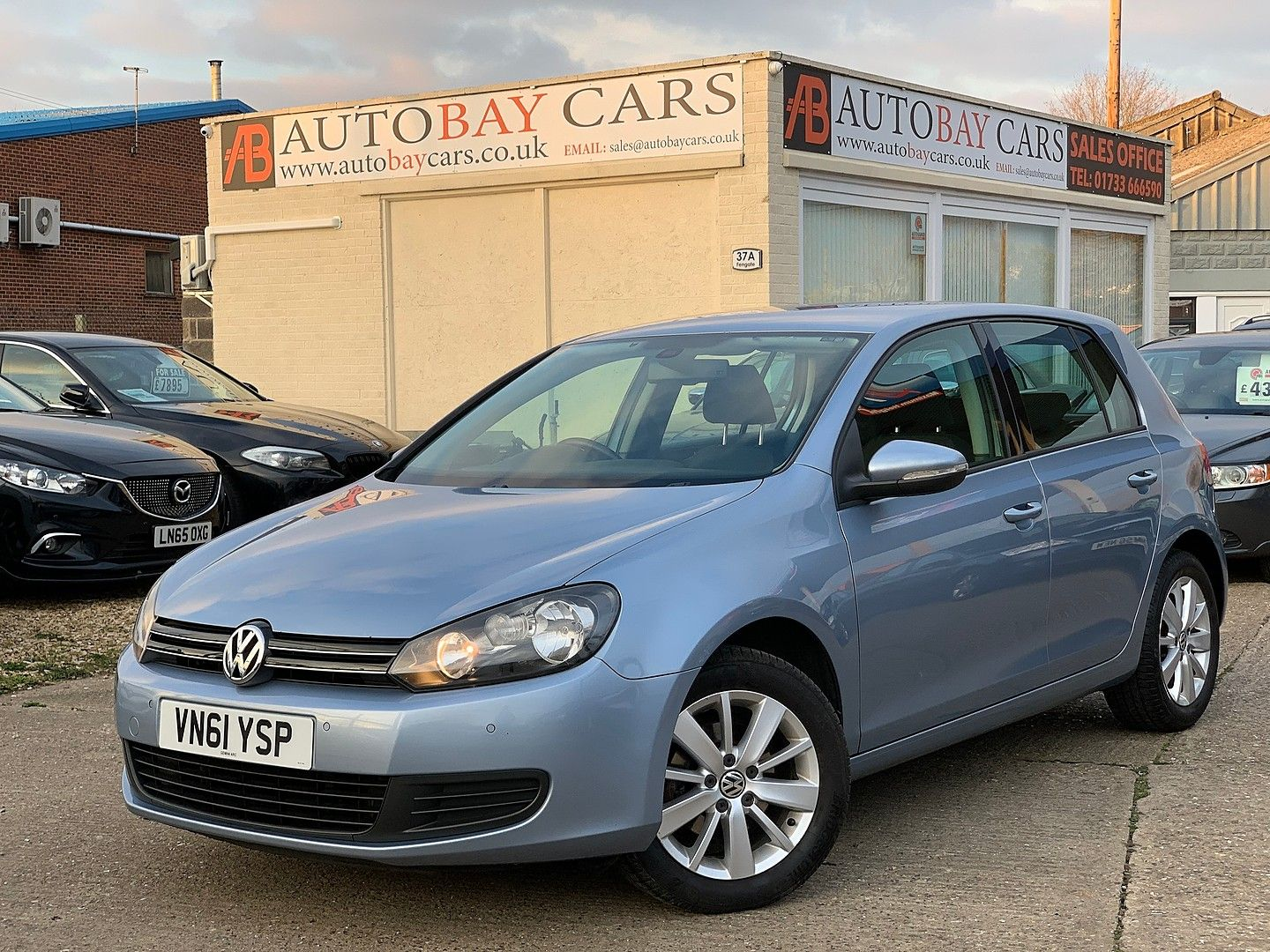 VOLKSWAGENGolfMatch TDI 1.6 105 PS for sale