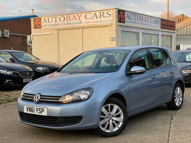 VOLKSWAGEN Golf Match TDI 1.6 105 PS (2011) for sale  in Peterborough, Cambridgeshire   Autobay Cars - Picture 1