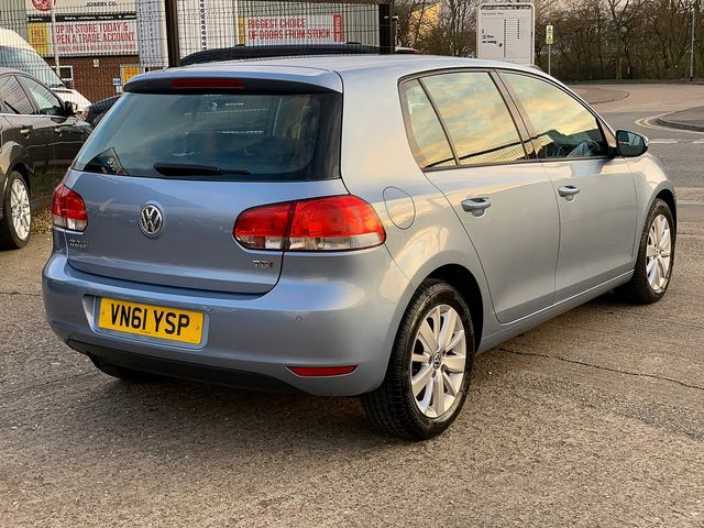 VOLKSWAGEN Golf Match TDI 1.6 105 PS (2011) for sale  in Peterborough, Cambridgeshire   Autobay Cars - Picture 4