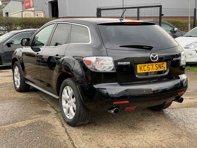 MAZDA CX-7 2.3 Turbo (2007) for sale  in Peterborough, Cambridgeshire | Autobay Cars - Picture 4