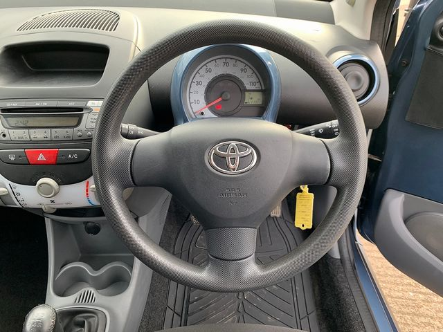 TOYOTA Aygo 1.0 VVT-i Blue (2008) for sale  in Peterborough, Cambridgeshire | Autobay Cars - Picture 18
