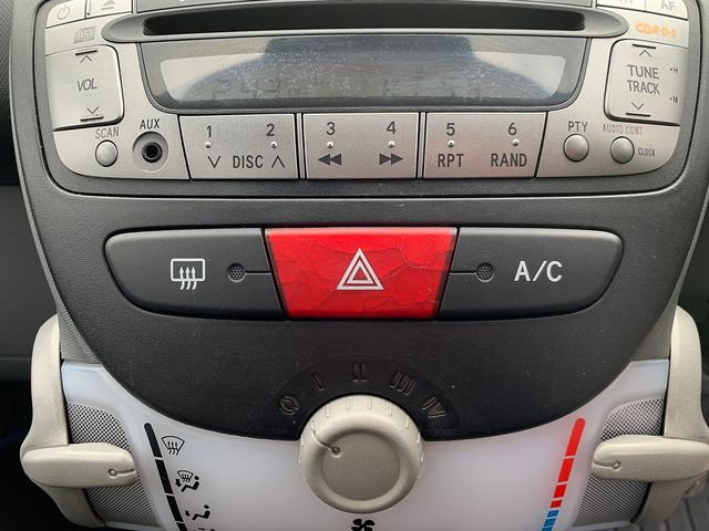 TOYOTA Aygo 1.0 VVT-i Blue (2008) for sale  in Peterborough, Cambridgeshire | Autobay Cars - Picture 25
