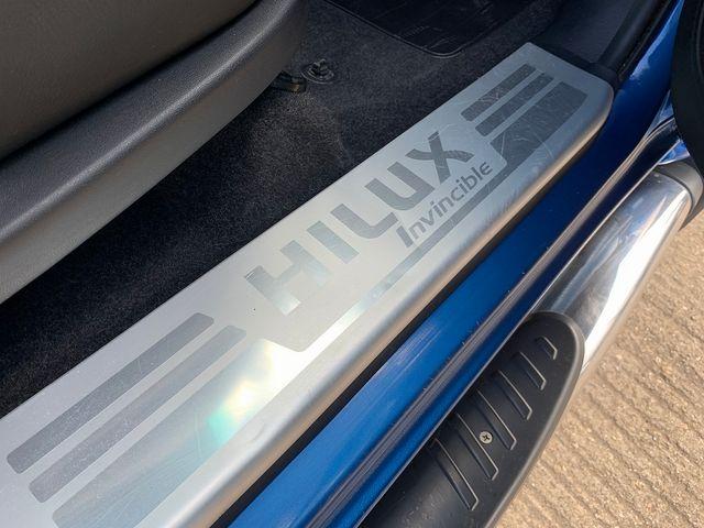 TOYOTA Hilux Invincible X 3.0 D-4D 171 Auto (2015) for sale  in Peterborough, Cambridgeshire | Autobay Cars - Picture 21