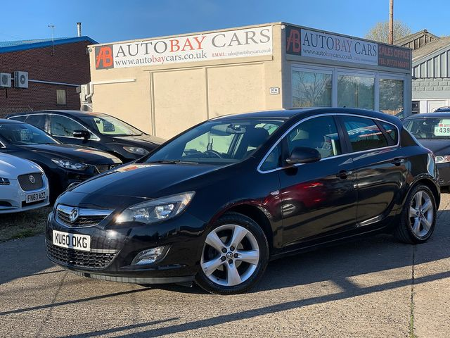 VAUXHALL Astra SRi 1.6i 16v VVT (2010) for sale  in Peterborough, Cambridgeshire | Autobay Cars - Picture 1