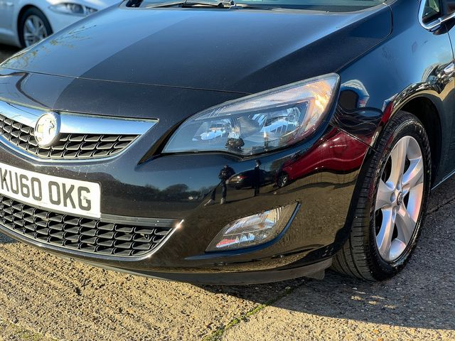 VAUXHALL Astra SRi 1.6i 16v VVT (2010) for sale  in Peterborough, Cambridgeshire | Autobay Cars - Picture 8