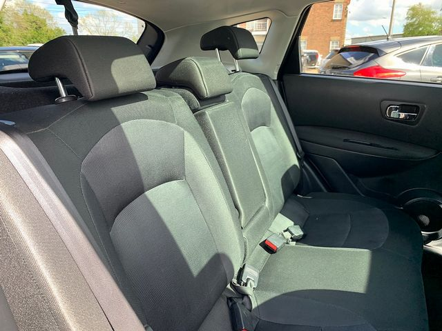 NISSAN QASHQAI n-tec 1.5 dCi (2012) for sale  in Peterborough, Cambridgeshire   Autobay Cars - Picture 38