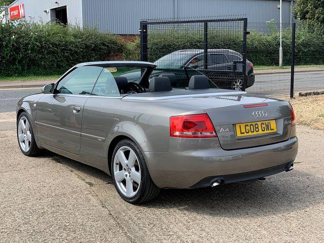 AUDI A4 2.0 TDI S line (2008) for sale  in Peterborough, Cambridgeshire   Autobay Cars - Picture 14