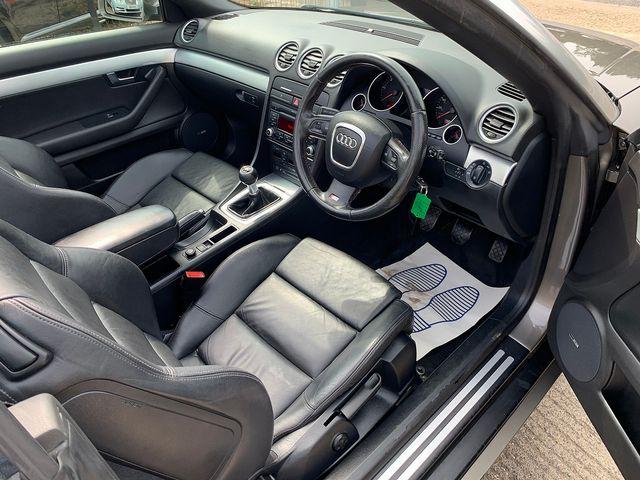 AUDI A4 2.0 TDI S line (2008) for sale  in Peterborough, Cambridgeshire   Autobay Cars - Picture 5