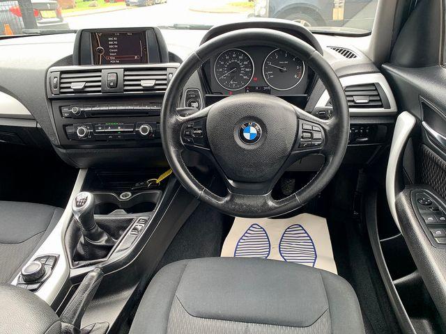BMW 1 Series 116d EfficientDynamics (2012) for sale  in Peterborough, Cambridgeshire   Autobay Cars - Picture 16
